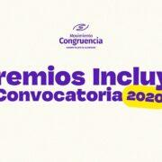 ¡Ya está abierta la convocatoria de los Premios Incluye 2020!